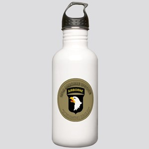 101st airborne screami Stainless Water Bottle 1.0L