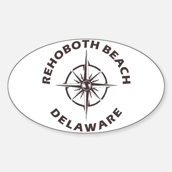 Delaware - Rehoboth Beach Decal