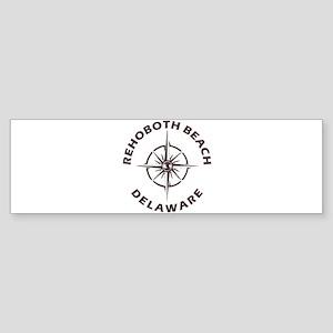 Delaware - Rehoboth Beach Bumper Sticker