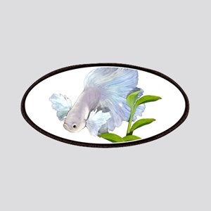 Dumbo Betta Snowy Patches