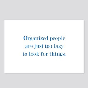Organized People Postcards (Package of 8)