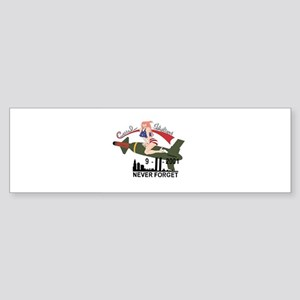 3-911tile Bumper Sticker