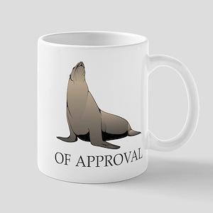 Seal Of Approval Mug