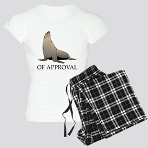 Seal Of Approval Women's Light Pajamas