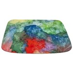 Breach of Containment Abstract Bathmat