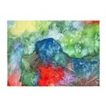 Breach of Containment Abstract 5'x7'Area Rug