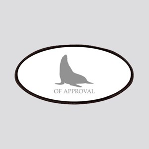 Seal Of Approval Patches