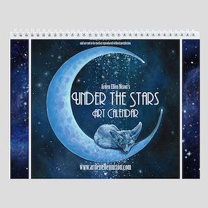 Under The Stars Art Wall Calendar