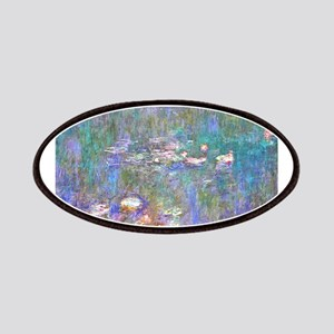 Monet:Water Lilies Patches