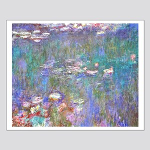 Monet:Water Lilies Posters