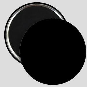 Solid Black Color Magnets