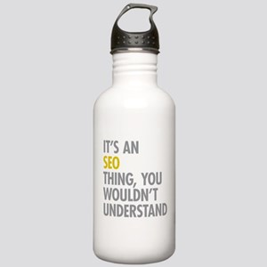 Its An SEO Thing Stainless Water Bottle 1.0L