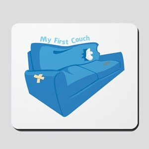 My First Couch Mousepad