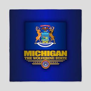 Michigan (v15) Queen Duvet