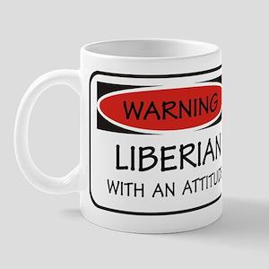 Attitude Liberian Mug