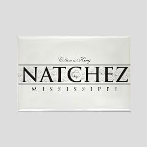Natchez ~ Cotton is King Magnets