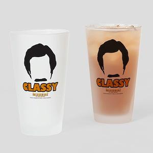 Classy Drinking Glass