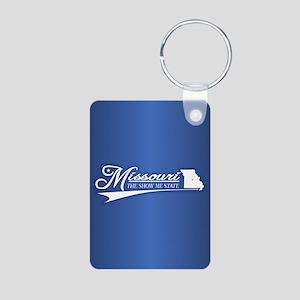 Missouri State of Mine Keychains