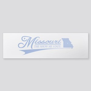 Missouri State of Mine Bumper Sticker