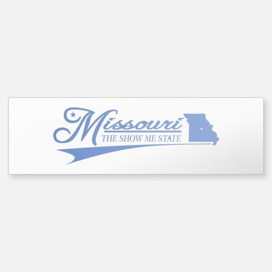 Missouri State of Mine Bumper Bumper Bumper Sticker