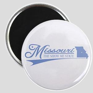 Missouri State of Mine Magnets
