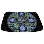 Celtic UFO Mandala Bathmat