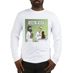 Snowman of the Apes Long Sleeve T-Shirt