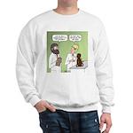 Snowman of the Apes Sweatshirt