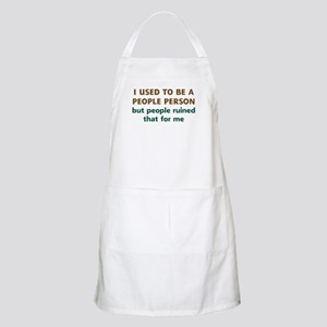 People Person Humor Apron