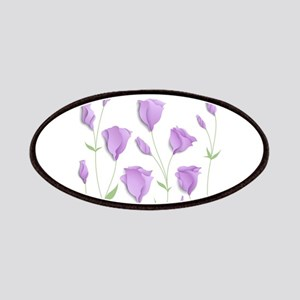 Lilac Flowers Patches