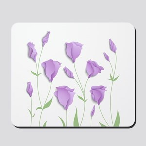 Lilac Flowers Mousepad