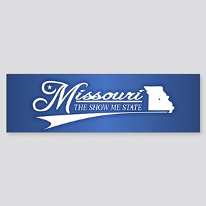Missouri State of Mine Bumper Sticker