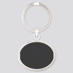 Gray Solid Color Keychains