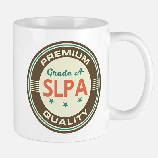SLPA Vintage Mug
