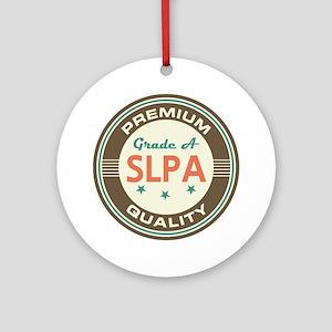 SLPA Vintage Ornament (Round)