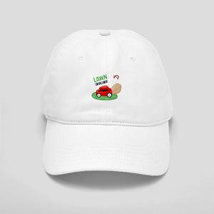 Lawn Enforcement Baseball Cap