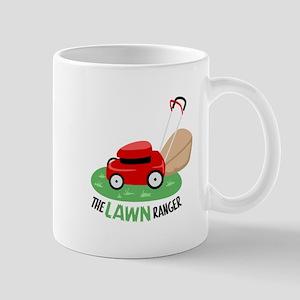 The Lawn Ranger Mugs