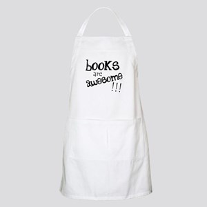 I Love Books BBQ Apron