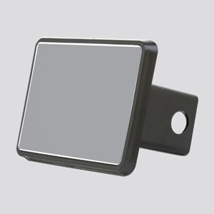 Light Gray Solid Color Hitch Cover