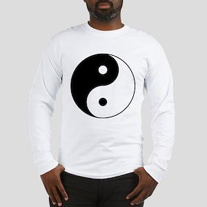 Classic YinYang Long Sleeve T-Shirt