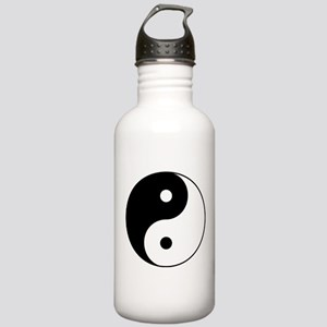 Classic YinYang Stainless Water Bottle 1.0L