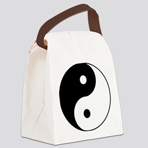 Classic YinYang Canvas Lunch Bag