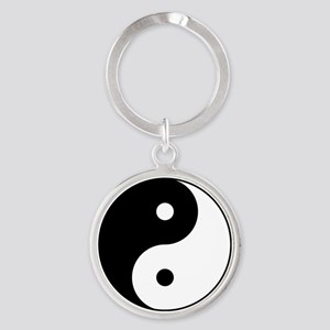 Classic YinYang Keychains