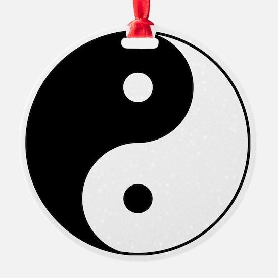 Classic YinYang Ornament