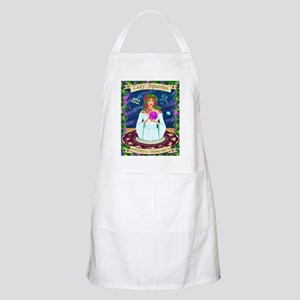 Lady Aquarius BBQ Apron