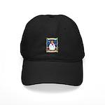 Lady Aquarius Black Cap