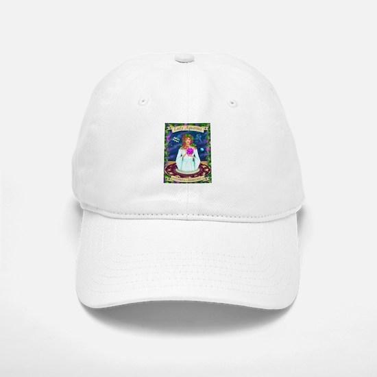 Lady Aquarius Baseball Baseball Cap