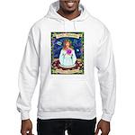 Lady Aquarius Hooded Sweatshirt