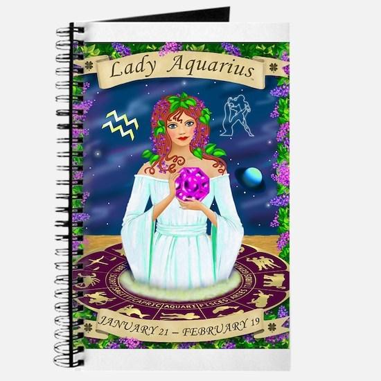 Lady Aquarius Journal