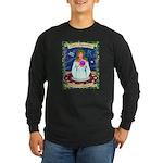 Lady Aquarius Long Sleeve Dark T-Shirt